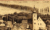Old Samobor town