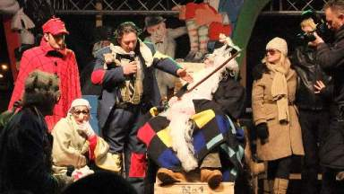 Traditional 186th Carnival in Samobor, Croatia, 2012 - TNT Group