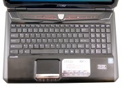 MSI GX60 - Keyboard