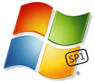 Windows 7 SP 1 - Copyright by Microsoft