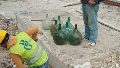 Photo of طنجة: العثور على قنينات أثرية تعود للقرن 14 ميلادي