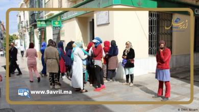 "Photo of إسبانيا: 170 عاملة مغربية عالقات ""بهويلبا"" يردن العودة للوطن"