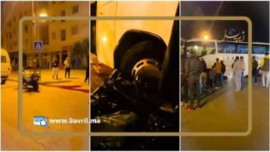 Photo of طنجة.. مقتل سائق دراجة نارية في حادثة سير مفجعة بطريق الرباط
