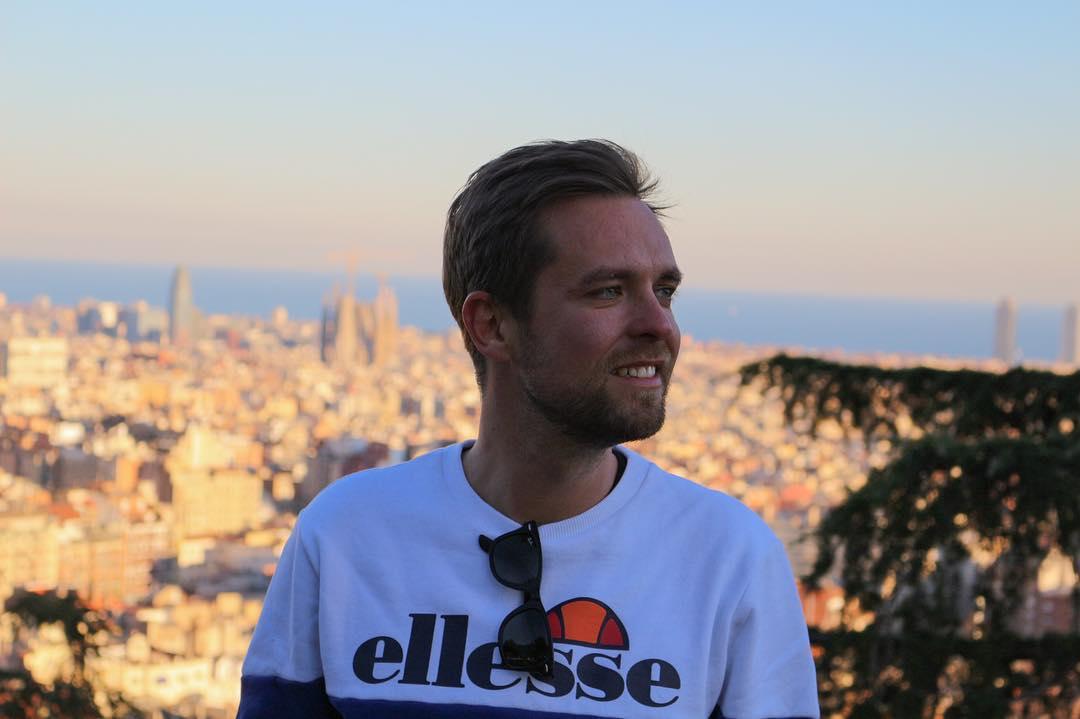 Mogłem mieszkać gdziekolwiek na świecie, ale wybrałem Barcelonę