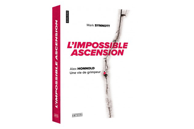 L'IMPOSSIBLE ASCENSION – Alex HONNOLD, une vie de grimpeur