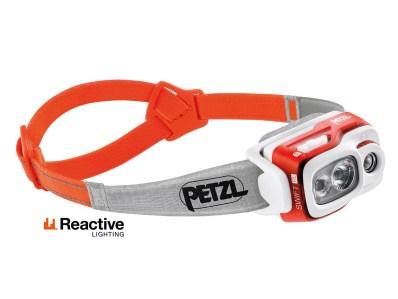 Swift RL de PETZL : 900 lumens pour 100 grammes. Qui dit mieux ?