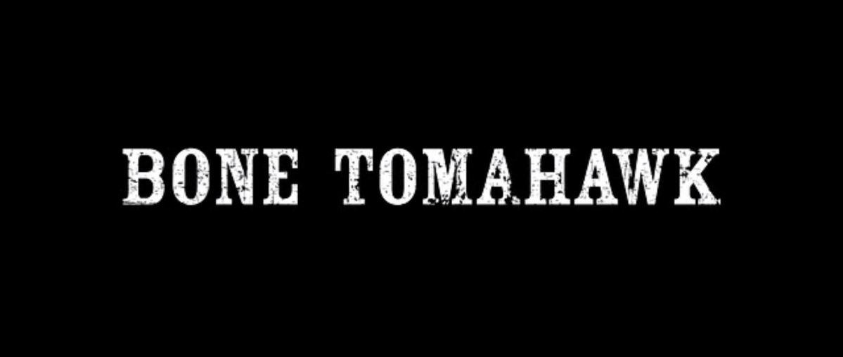 #311 Bone Tomahawk (2015)