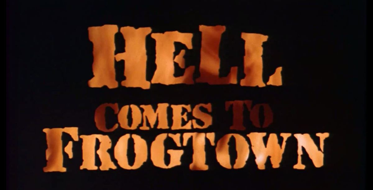 #383 Hell Comes To Frogtown (1988)