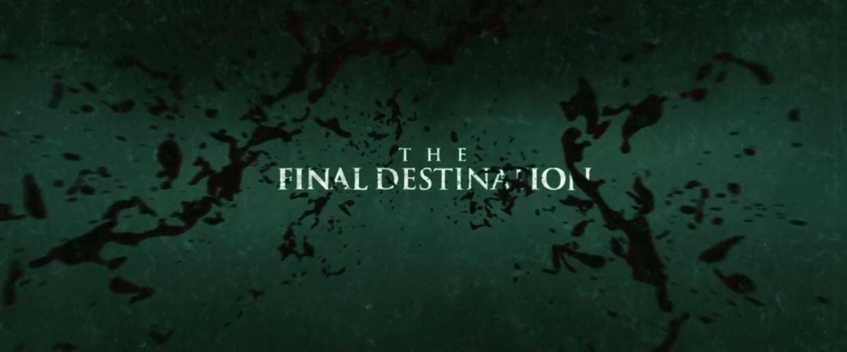 #304 The Final Destination (2009)