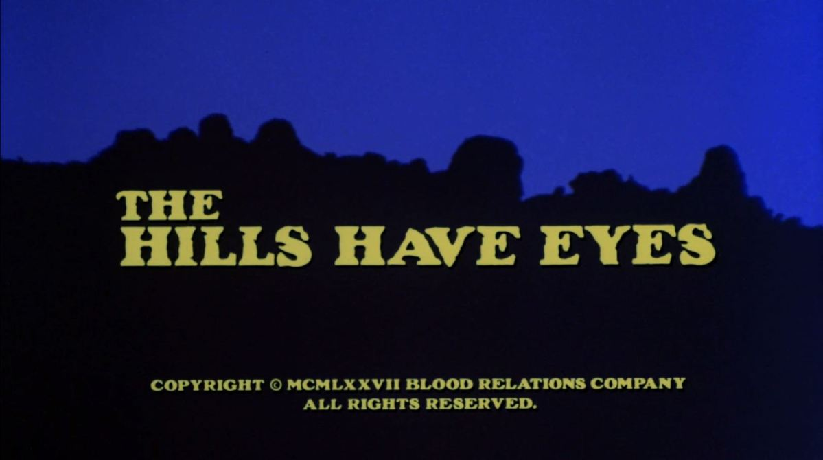 #372 The Hills Have Eyes (1977)