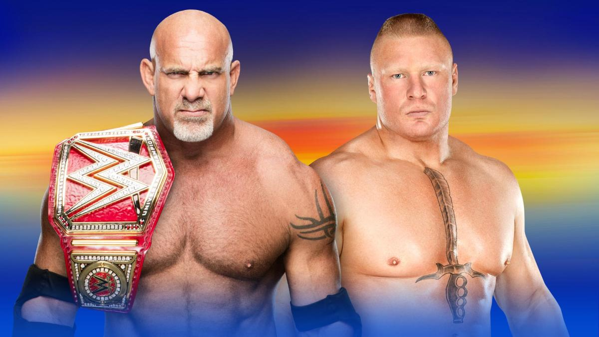 WWE's Wasted Potential – An Editorial on Goldberg and Wrestlemania