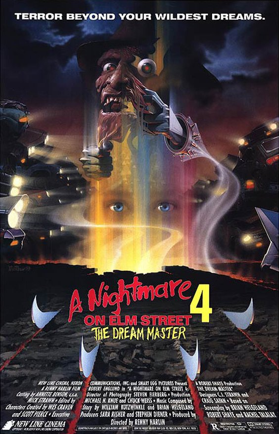 #60 A Nightmare on Elm Street 4: The Dream Master (1988)