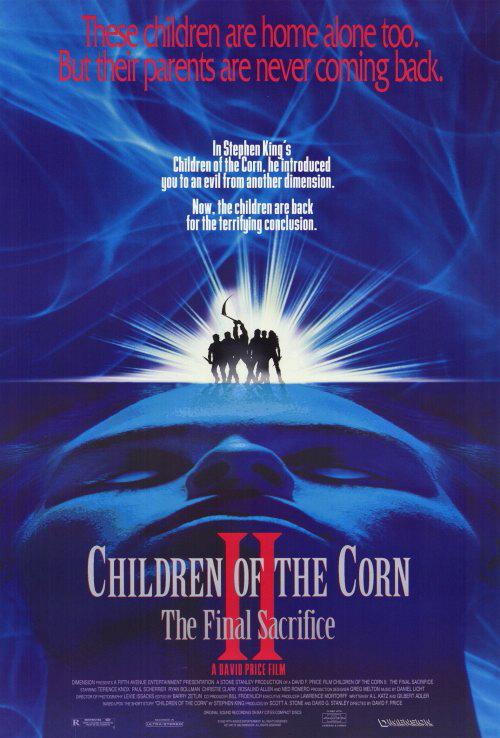 #140 Children of the Corn II: The Final Sacrifice (1992)