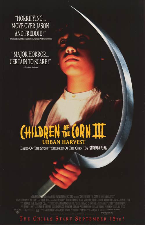 #141 Children of the Corn III: Urban Harvest (1995) Review