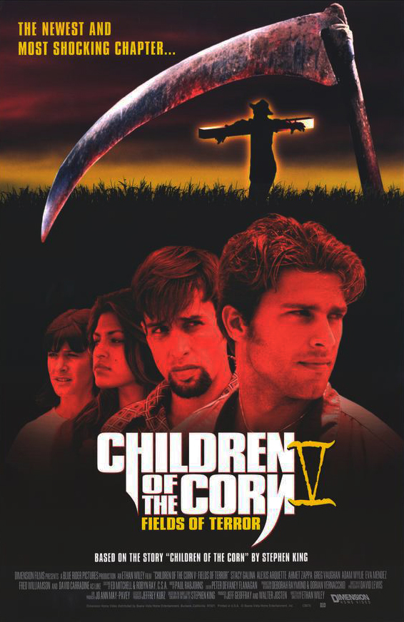 #147 Children of the Corn V: Fields of Terror (1998) Review