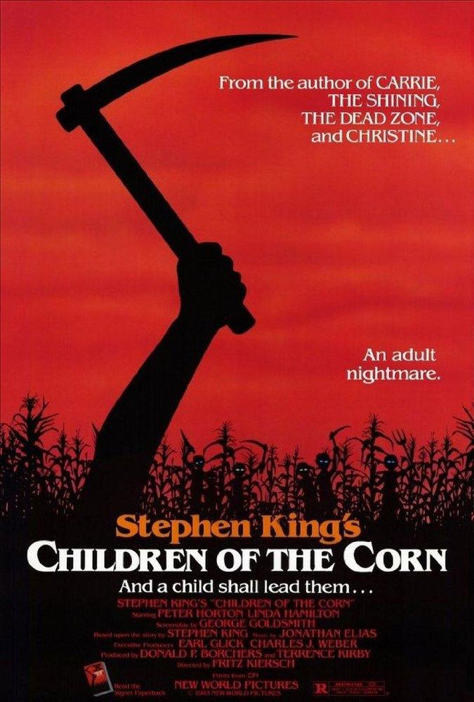 #7 Children of the Corn (1984)