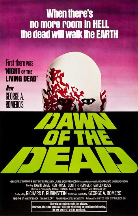#86 Dawn of the Dead (1978)