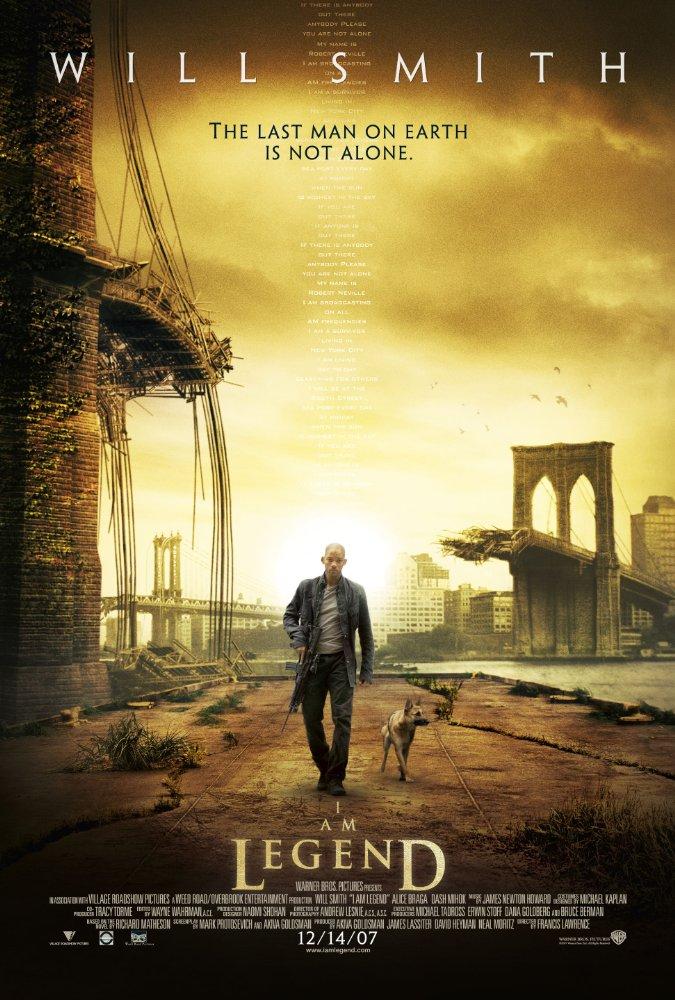 #30 I Am Legend (2007)