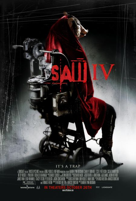 #80 SAW IV (2007)