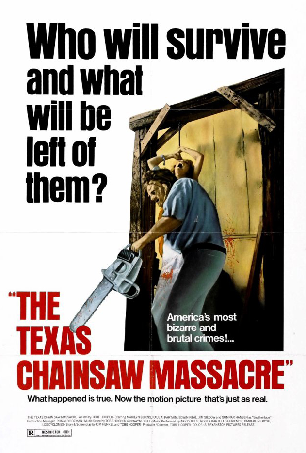 #94 The Texas Chainsaw Massacre (1974)