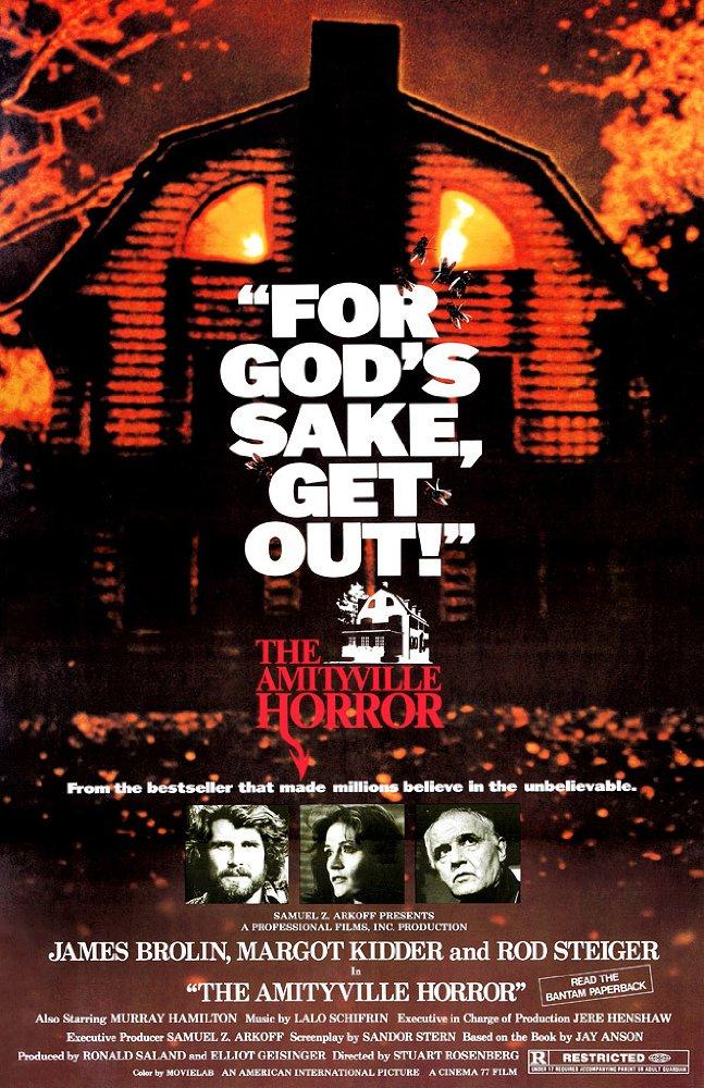 #31 The Amityville Horror (1979)
