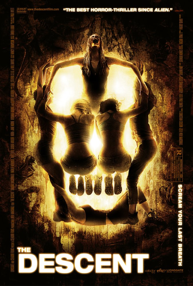 #22 The Descent (2005)