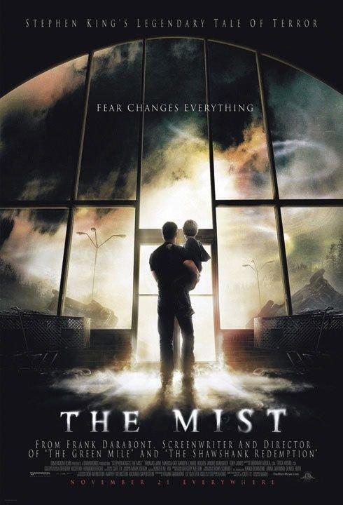 #21 The Mist (2007)