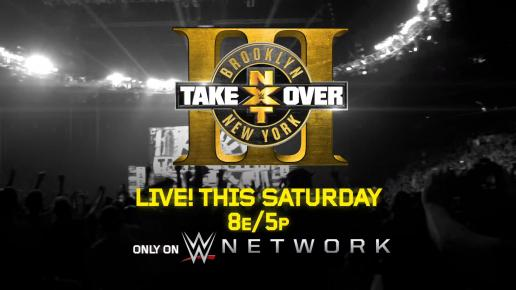 NXT TakeOver Brooklyn III Preview – The 9 Minus Deuce