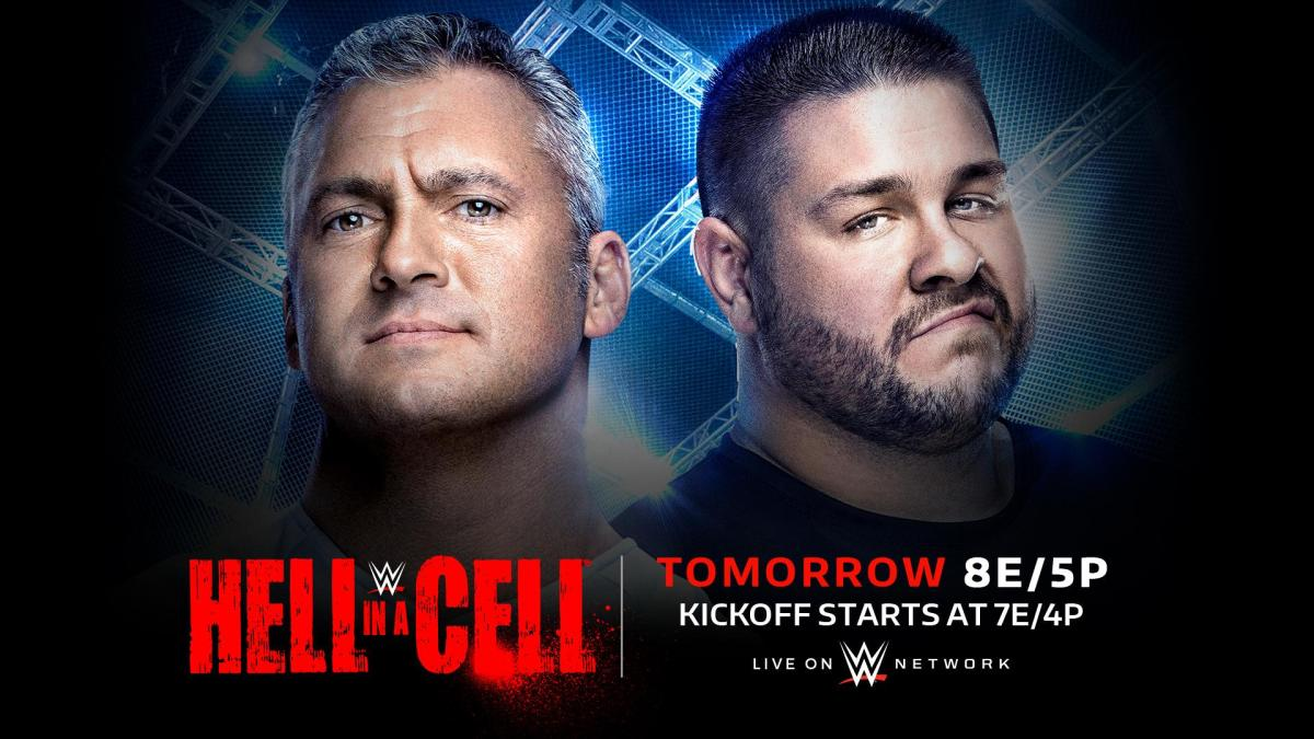 Hell In A Cell 2017 Preview