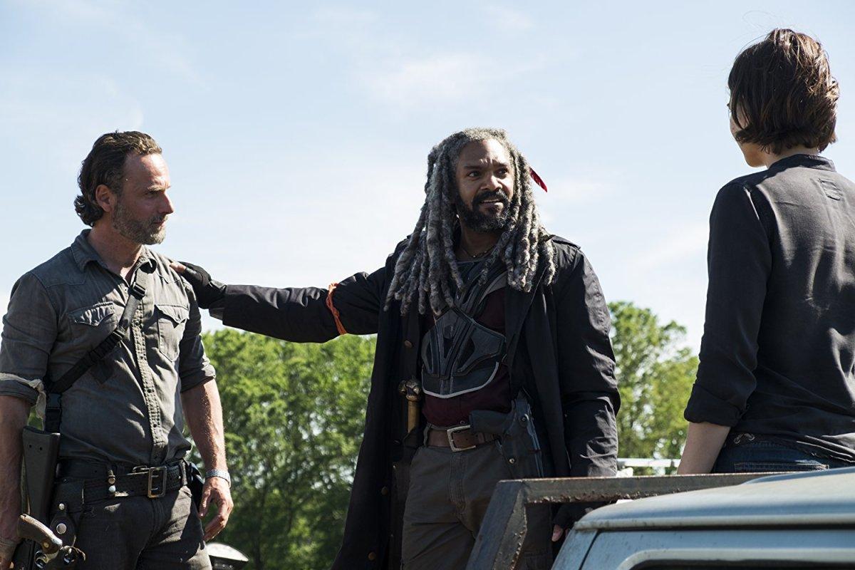 """The Walking Dead 9 Deuce: S:8 Ep:1 """"Mercy"""""""