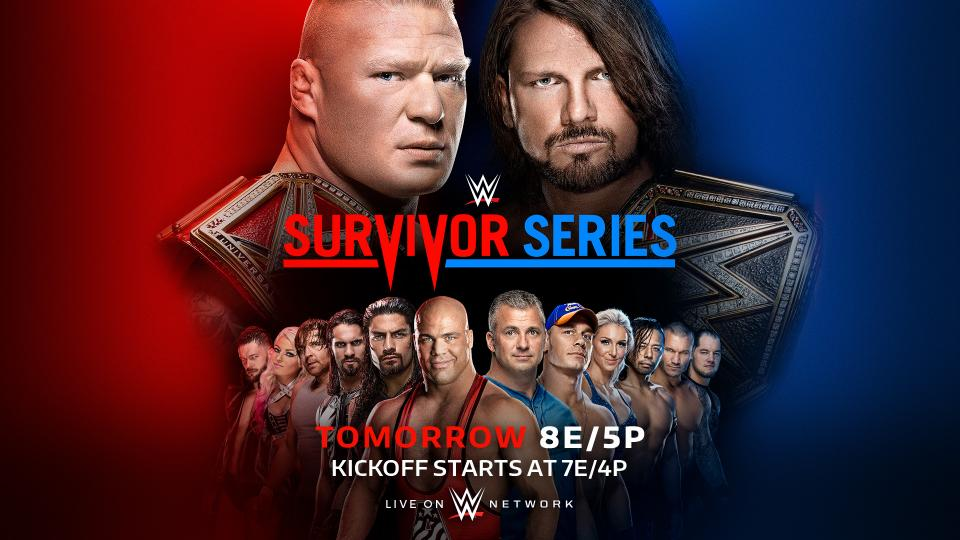 2017 Survivor Series 9 Double Deuce Preview