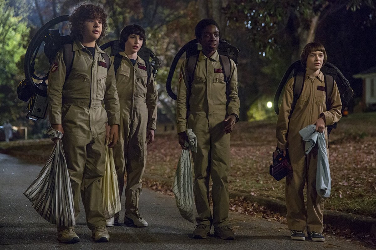 Stranger Things Season 2 9 Deuce – Part 1