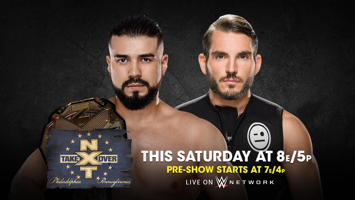NXT Takeover Philly 2018 Preview