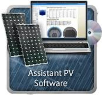 PV Assistant Software