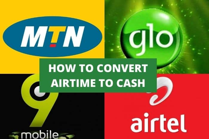Convert Airtime to Cash