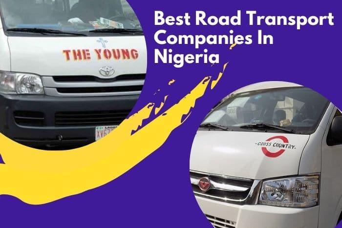 Road Transport Companies In Nigeria