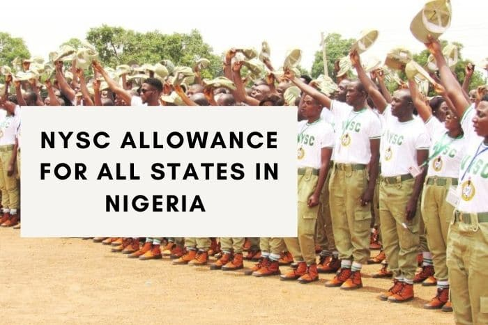 NYSC Allowance For All States