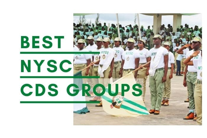 10 Best NYSC CDS Groups To Join As A Corps Member