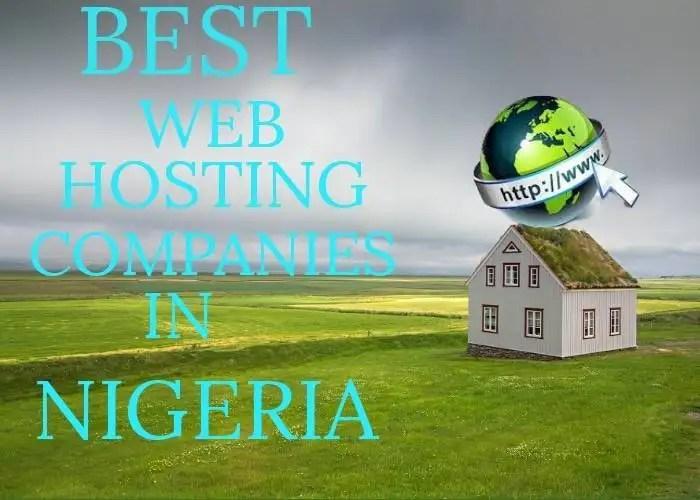 hosting companies in Nigeria