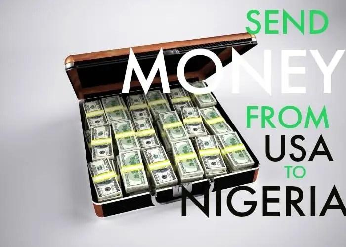send money from USA to Nigeria