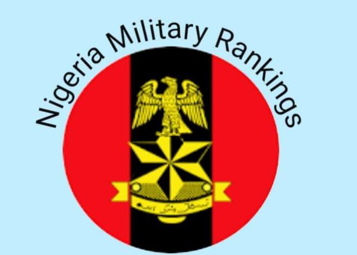 Nigerian Military Ranks