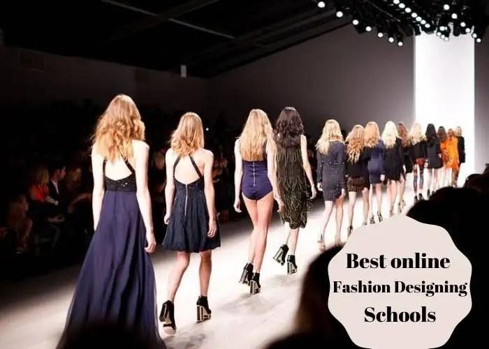 online fashion design schools in US