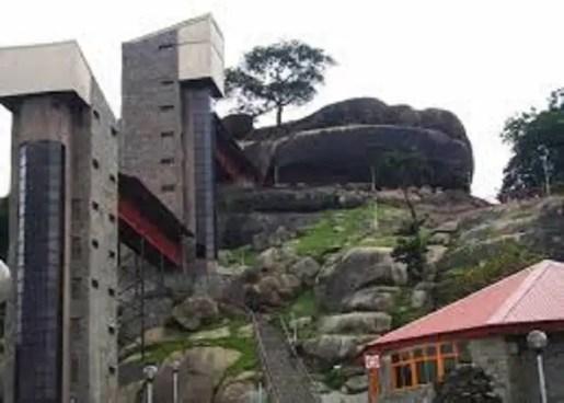 Olumo Tourist Complex Olumo Rock