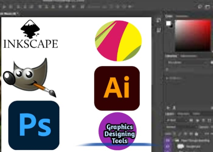 graphic design software for beginners and professionals