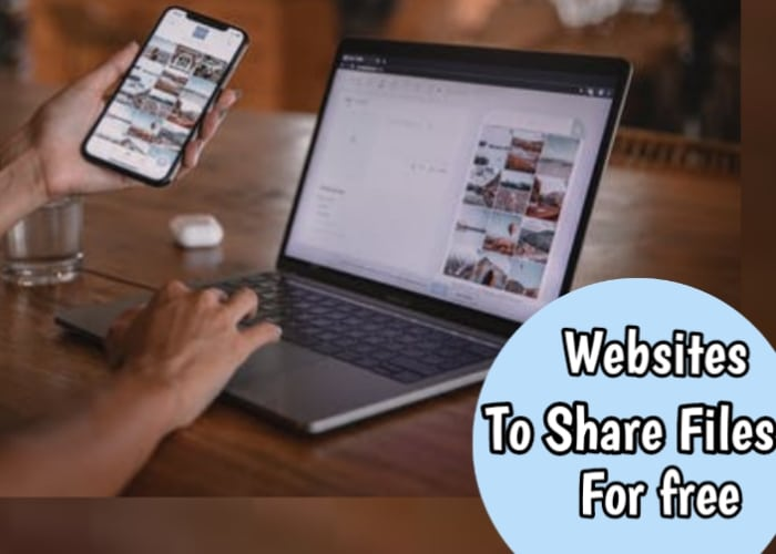 Share Large Files