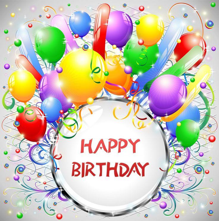 Happy Birthday Balloons Images And Clip Art 9 Happy Birthday