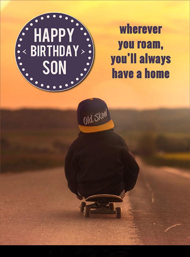 Quotes Happy Birthday Son Meme