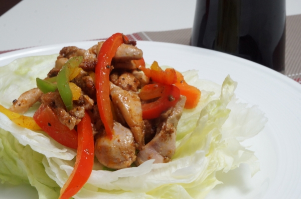 Chicken Suya stirfry_9jafoodie1