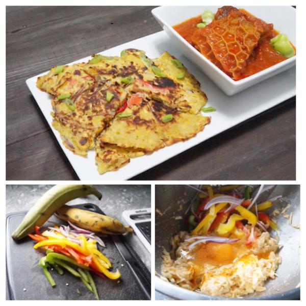 Plantain - Pancake - 9jafoodie - Overripe Plantain - Recipe