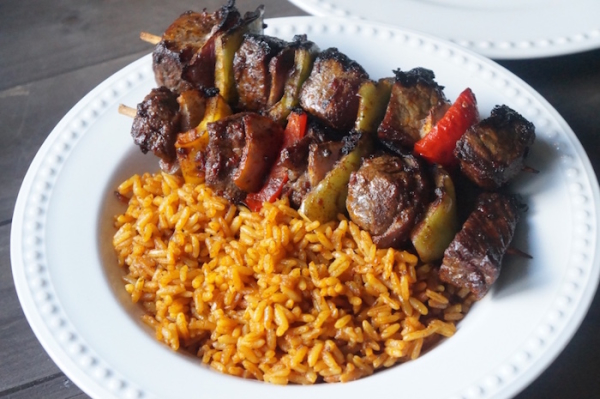 Jollof - recipe - west - african - food - national - world - day - easy - best - recipe